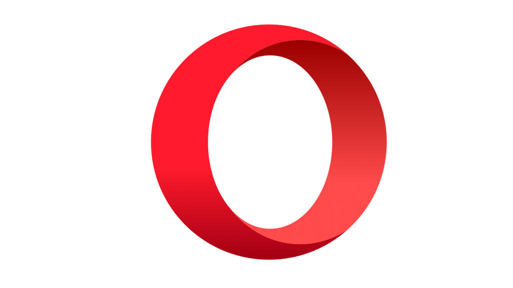 FREE Download of Opera Browser logo logo LOGO at dwglogo.com