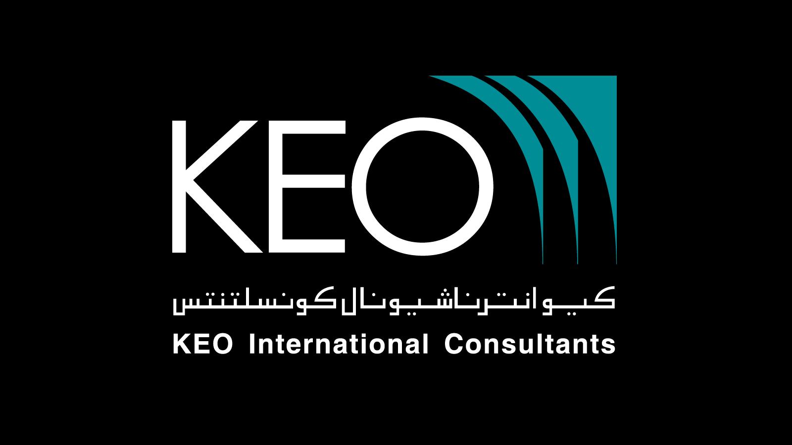 White-KEO-International-Consultants-Logo