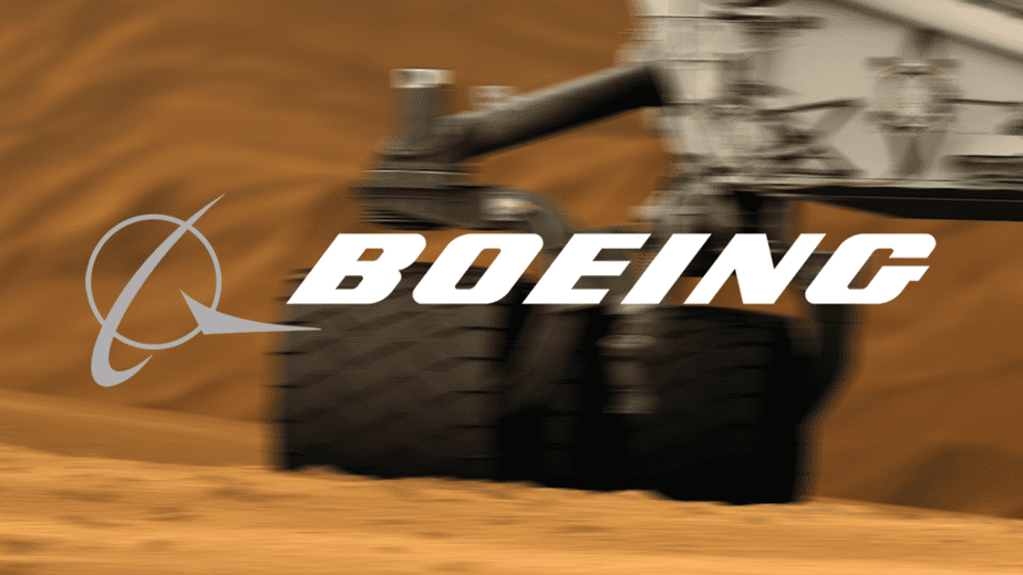 Boeing-White-Logo-Curiosity-Background