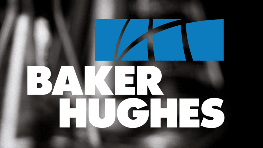 Baker Hughes White Logo