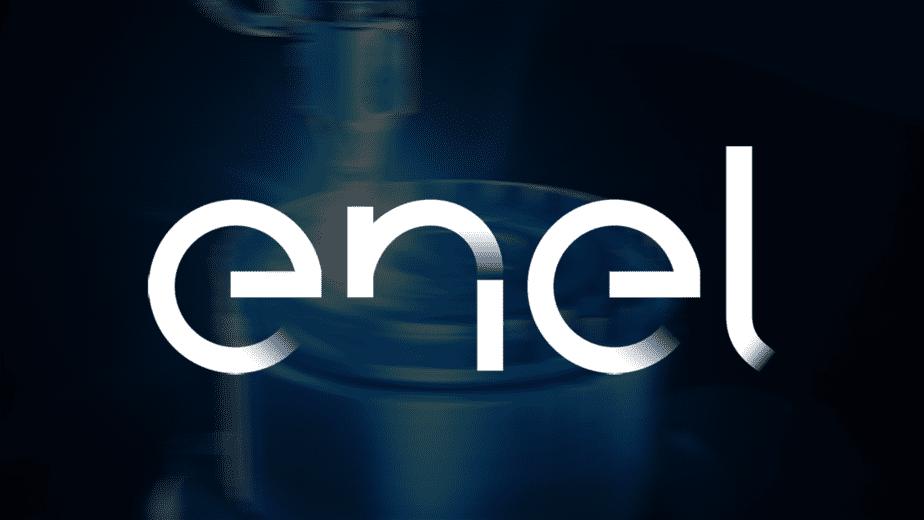 Enel-White-Logo