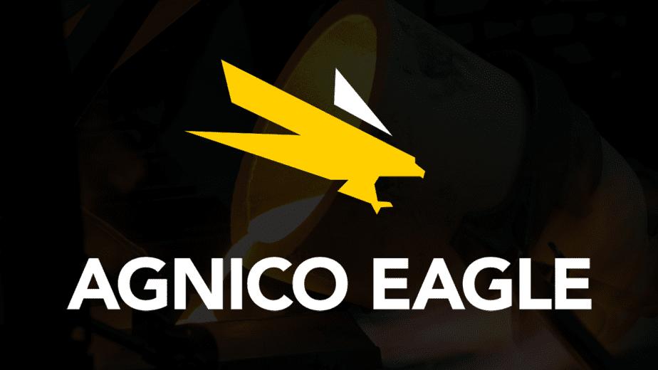 Agnico Eagle Mines Limited White Logo.png