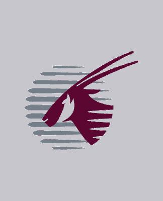 Arabian oryx Qatar Airways
