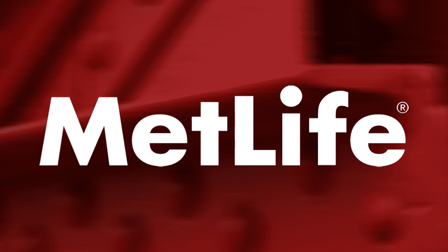 MetLife White Logo