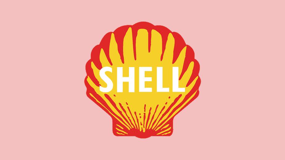 Shell logo 1948–1955