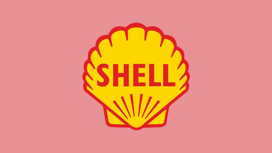 Shell logo 1955–1971