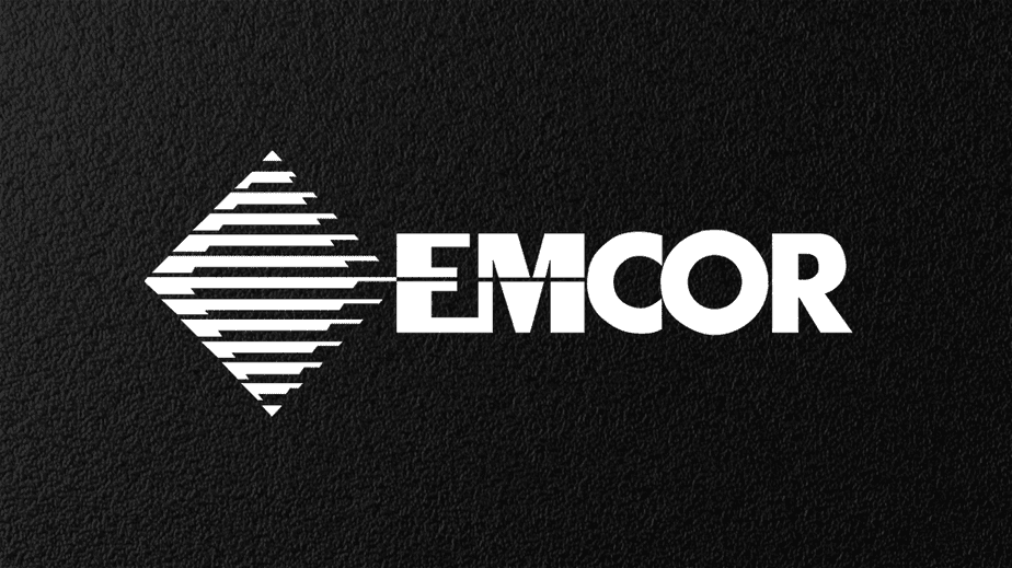 White Logo EMCOR