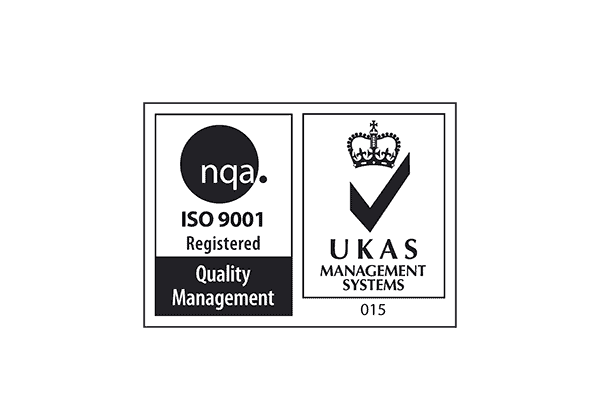 Iso 9001 Quality Ukas Acredited Logo Certification
