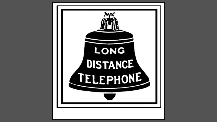 att logo 1885 - 1900
