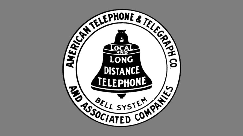 att logo 1900 - 1921