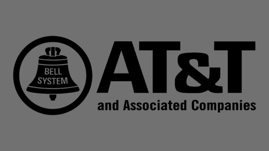 att logo 1964-1969