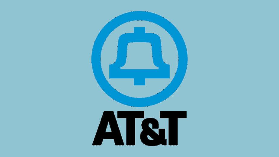 att logo 1969 - 1982