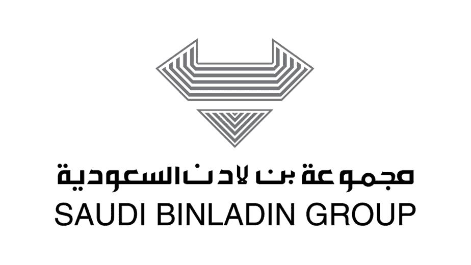 Logo of Saudi Binladin Group