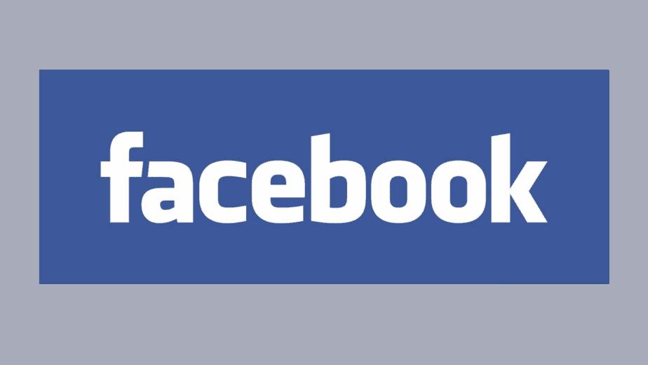 2005 Facebook logo