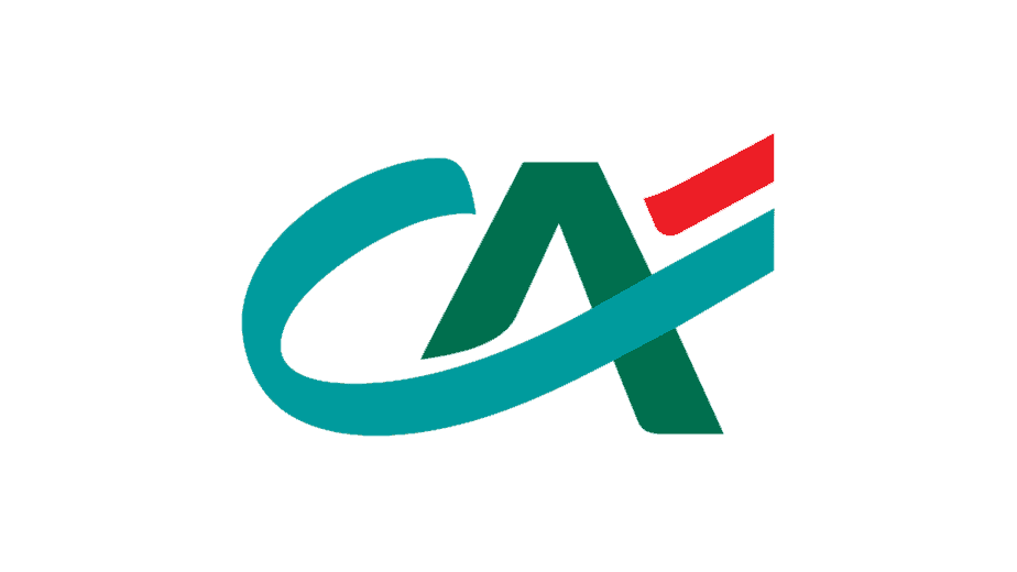 FREE Download of Credit Agricole LOGO at dwglogo.com