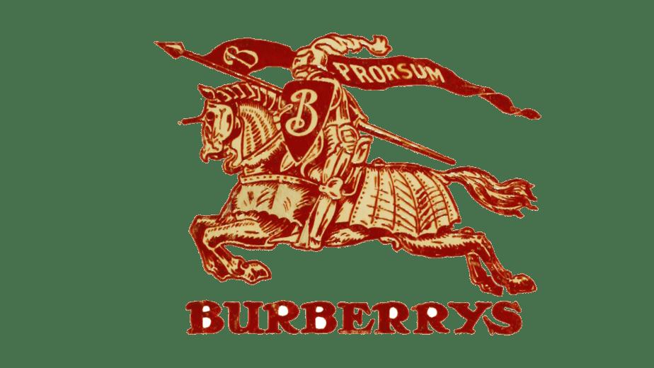 Burberrys-logo-1901-1968