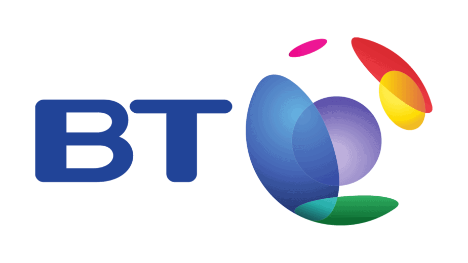 Logo of BT Group