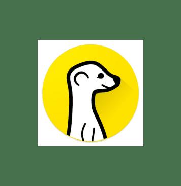 meerkat vector logo