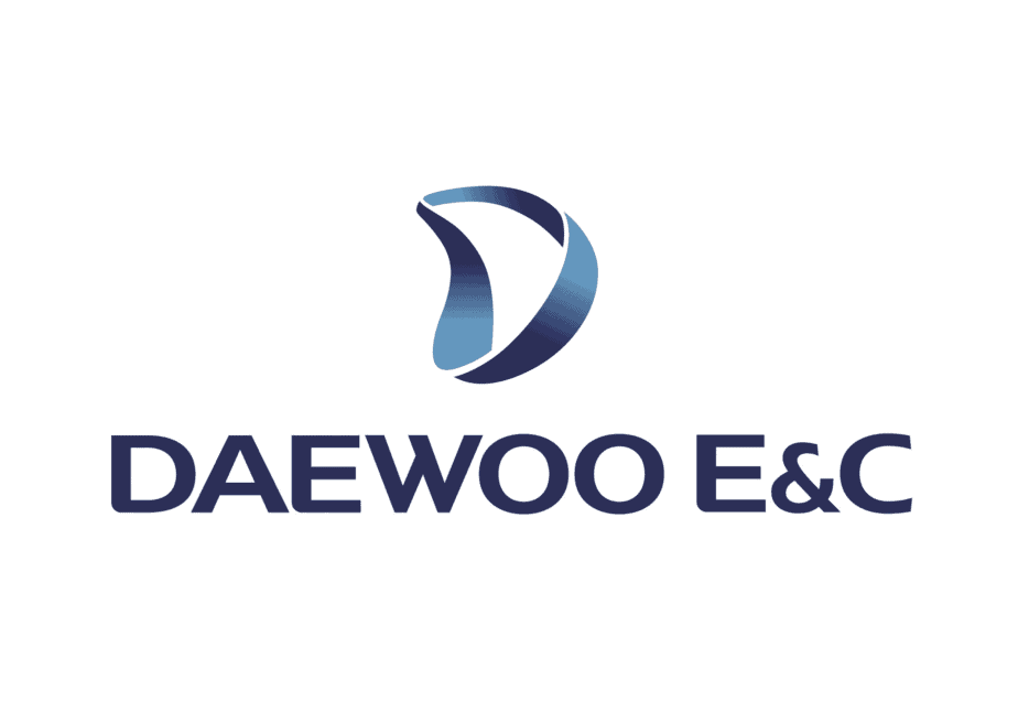 Daewoo E&C logo | Engineering Logos