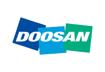 FREE Download of Doosan LOGO at dwglogo.com