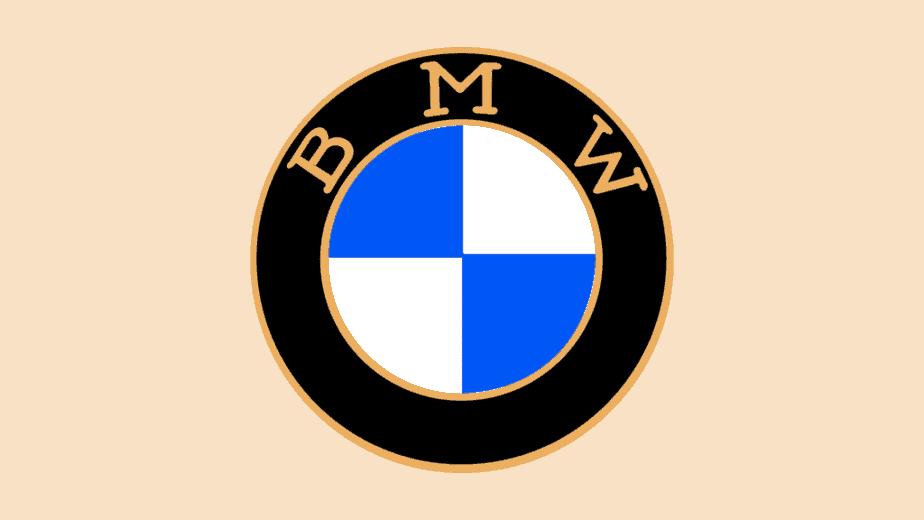 bmw 1917-1936 logo