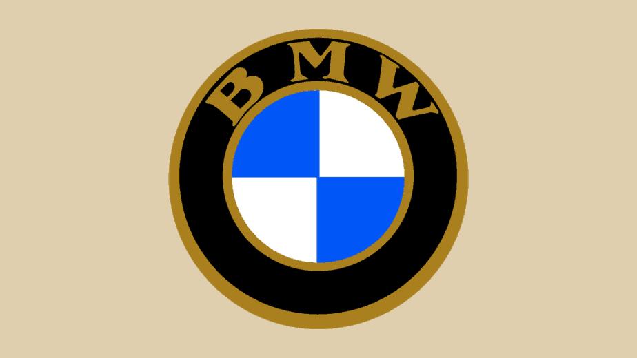bmw 1923-1953 logo