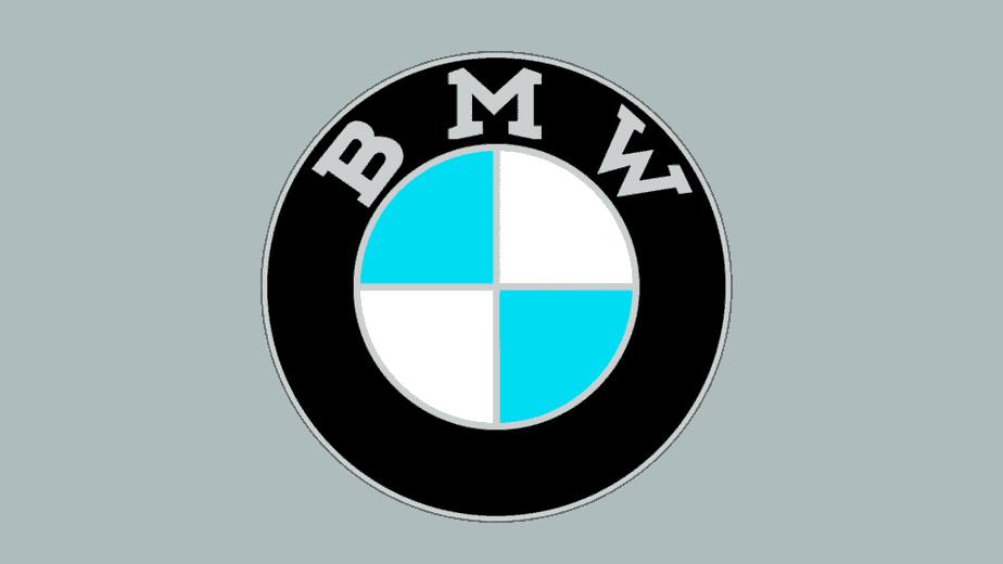 bmw 1936-1963 logo