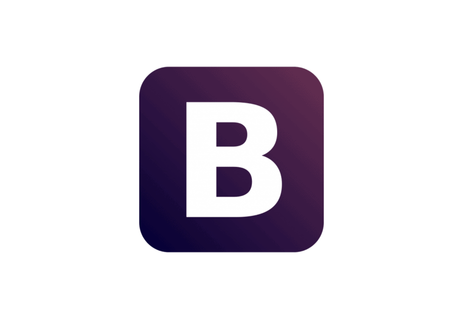 FREE Download of Bootstrap LOGO at dwglogo.com
