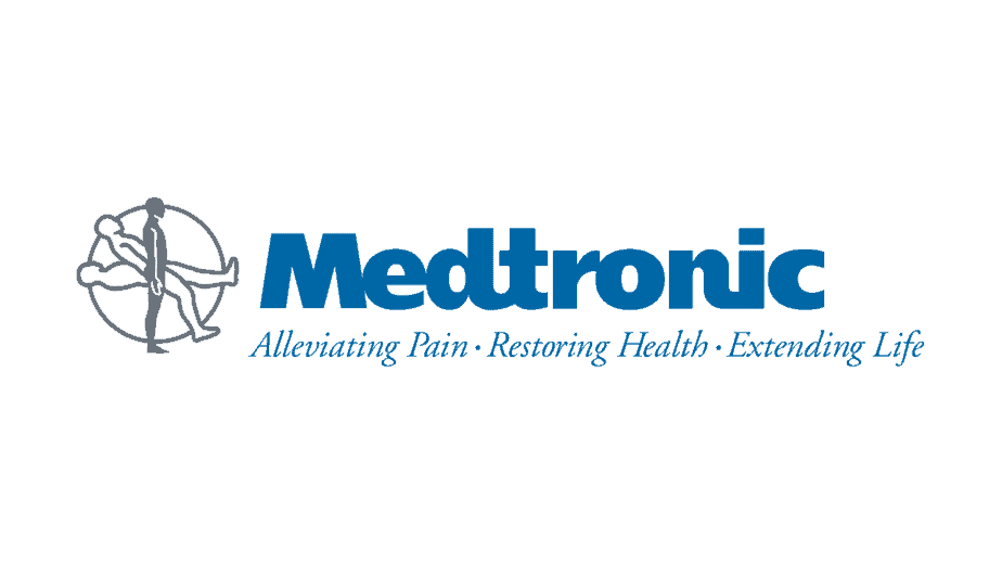 Medtronic logo | Medical equipment, Medical logo, NYSE