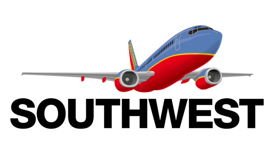 Southwest Airlines logo 1998-2014