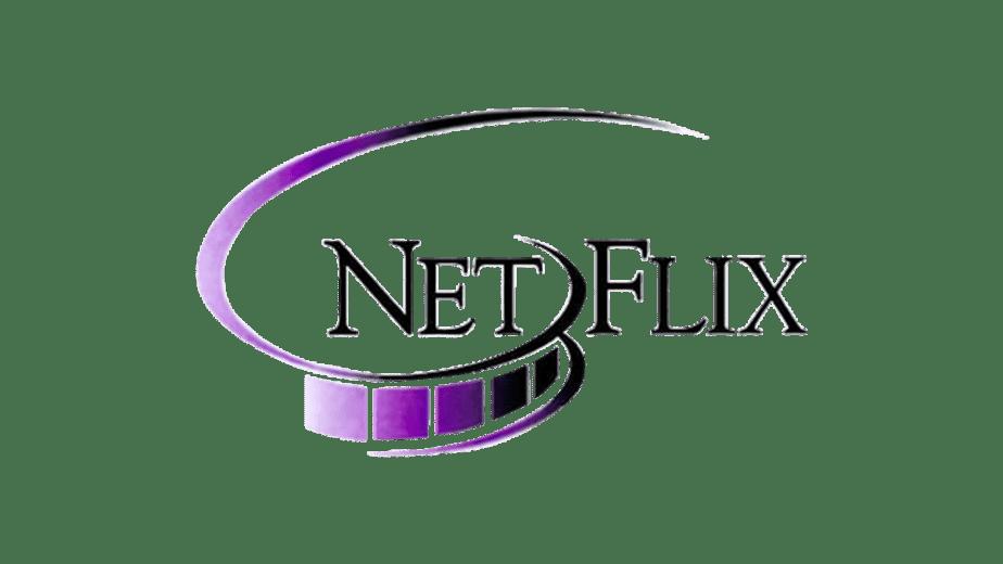 1997 2000 Netflix logo