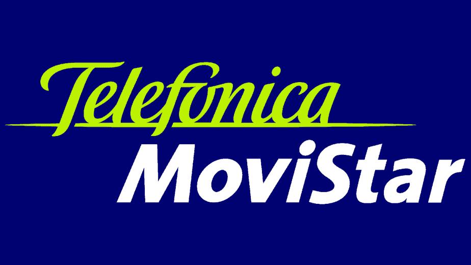 MoviStar logo 2000-2004