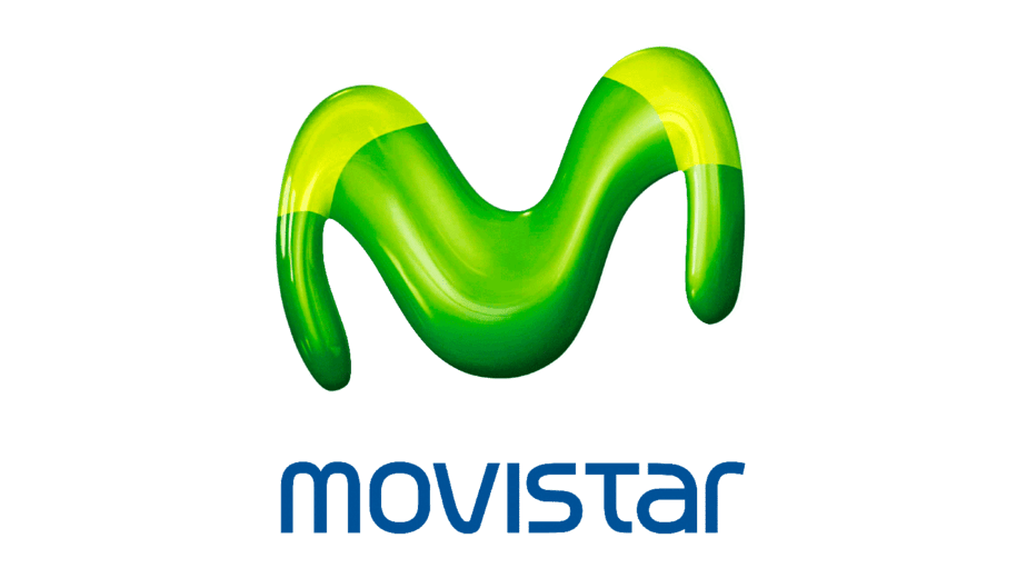 MoviStar logo 2004-2010