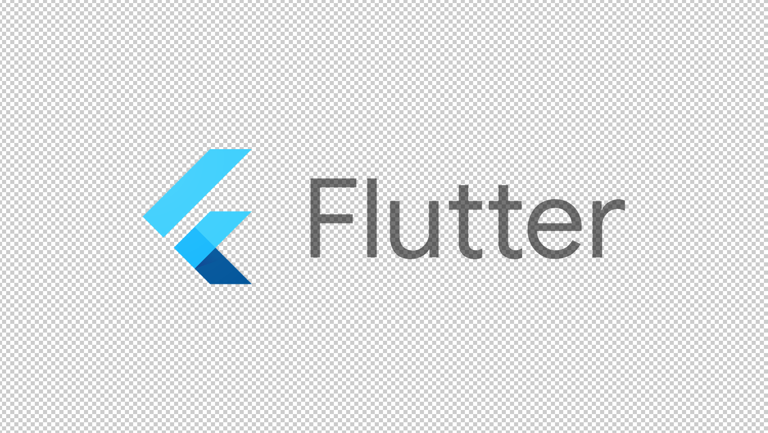 Flutter software logo