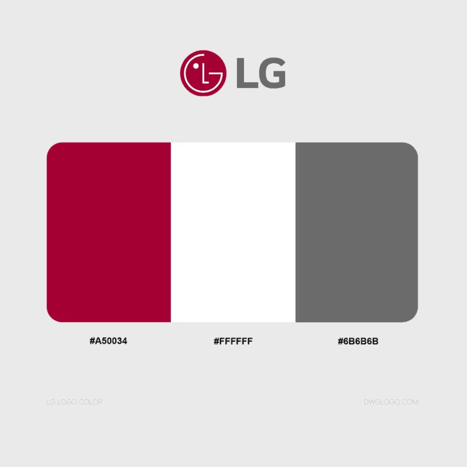 lg logo colors