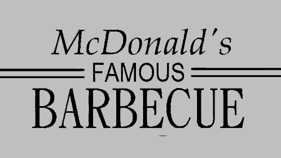 mcdonalds logo 1940 - 1948