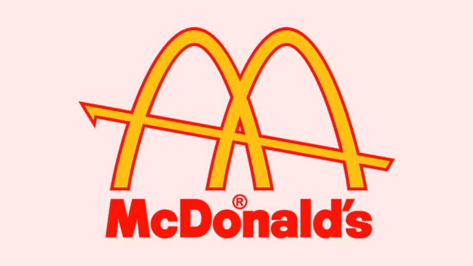 mcdonalds logo 1961 - 1968