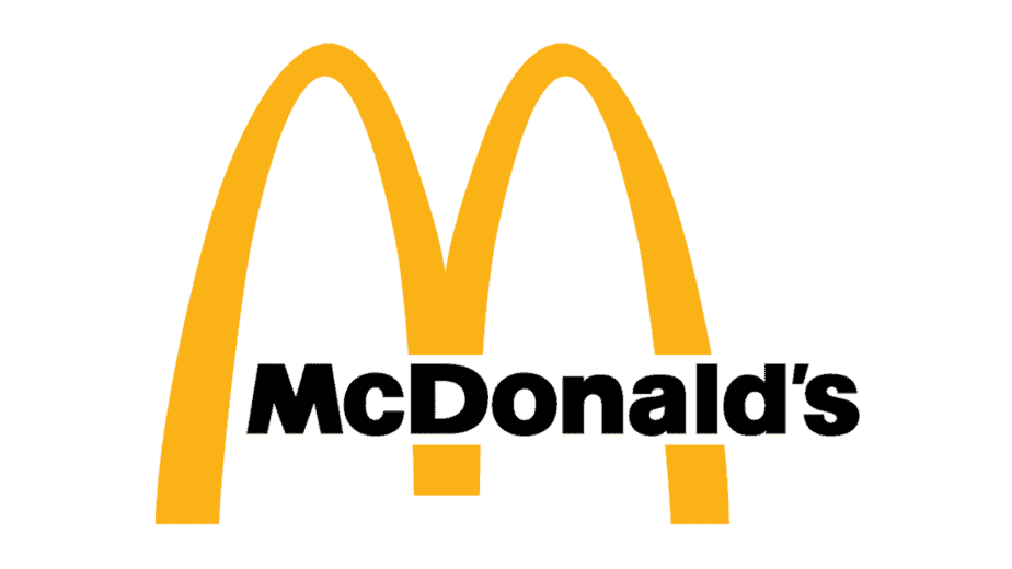 mcdonalds logo 1968 - present