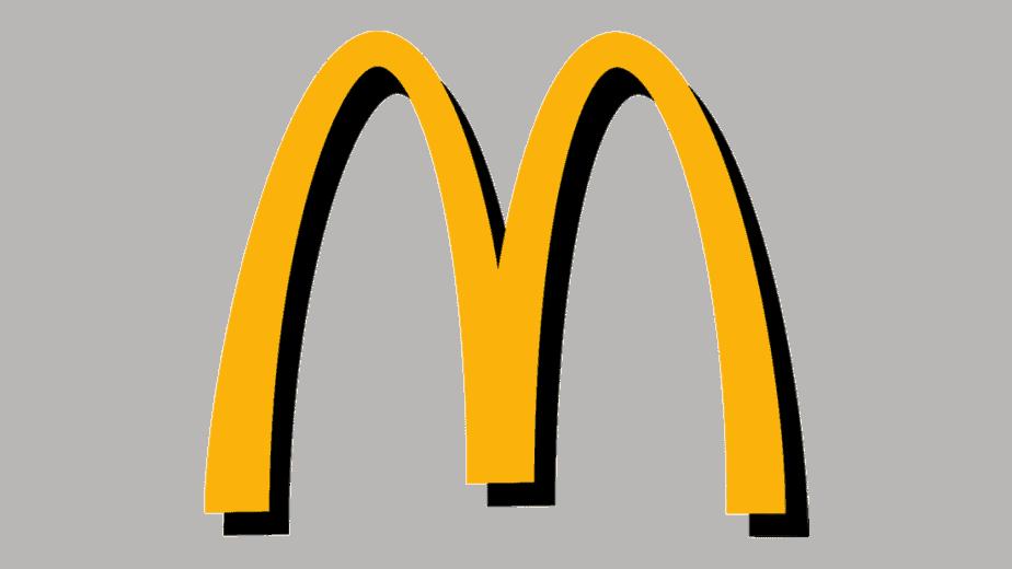 mcdonalds logo 1993 - 2010