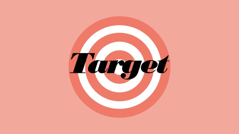 target 1962 1968 logo