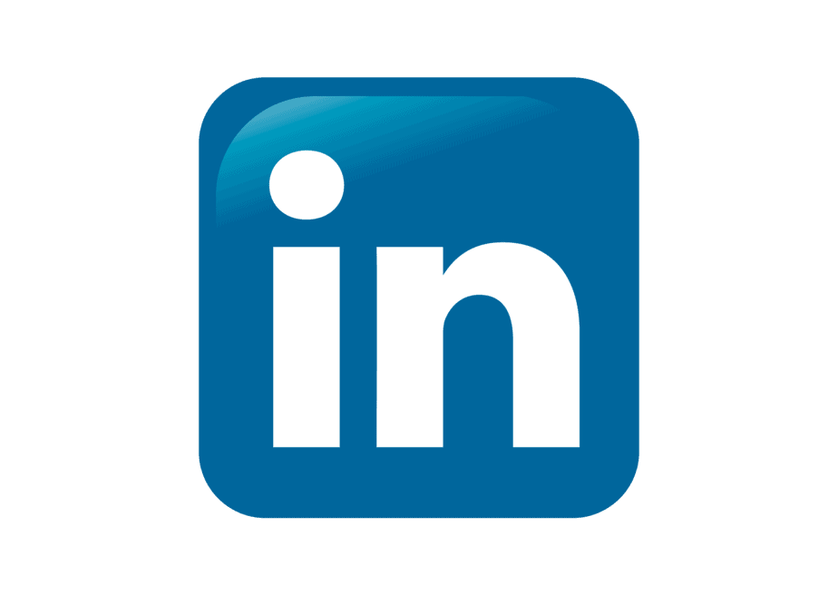 LinkedIn logo Color and evolution