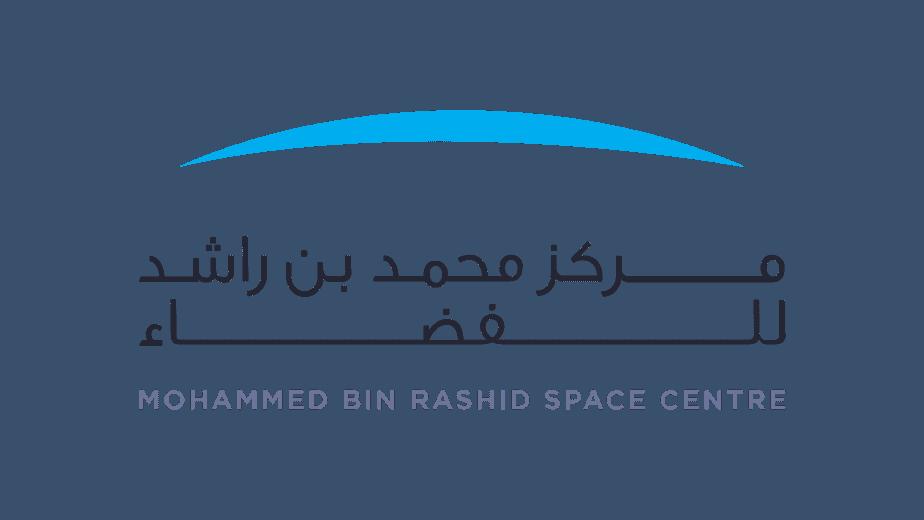 Mohammed bin Rashid Space Centre logo